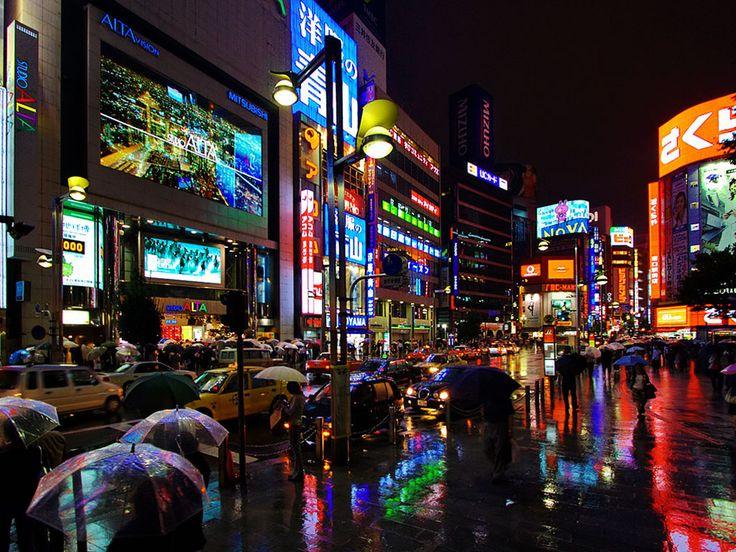 Tokyo, Japan: Bucket List, Favorite Places, Japan, Cities, Places I D, Tokyo, Night, Travel