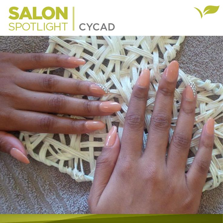 Lovely nail art from Placecol Skincare Clinic Cycad