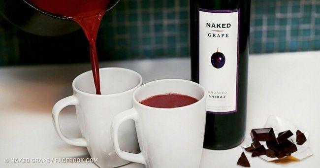 Шоколадное вино— точто нужно, чтобы согреться вхолода