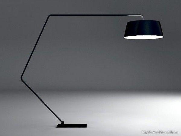 Ligne Roset - 'Bul' floor lamp