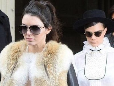 Kendall Jenner is Cara's favourite