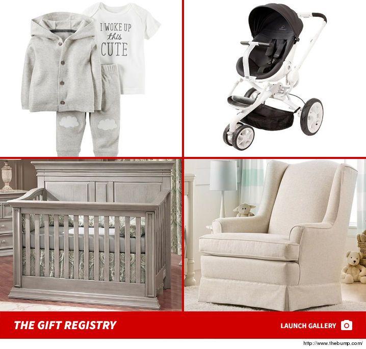 Reggie Bush's Alleged Baby Mama -- Baby Wish List Longer Than A Football Field (PHOTO GALLERY) - http://blog.clairepeetz.com/reggie-bushs-alleged-baby-mama-baby-wish-list-longer-than-a-football-field-photo-gallery/