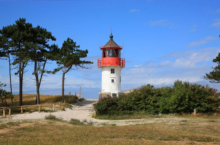 Kleinod: der Süder Leuchtturm auf Hiddensee
