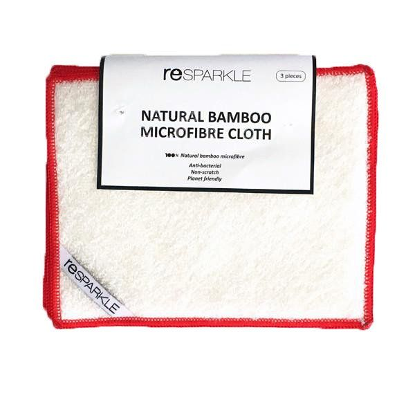 Bamboo Microfibre Cloth (Pack of 3)