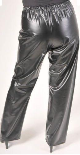 Regenhose-Overtrousers-Pantalon-impermeable-100-PVC-kein-Gummi-Gr-M-XXL