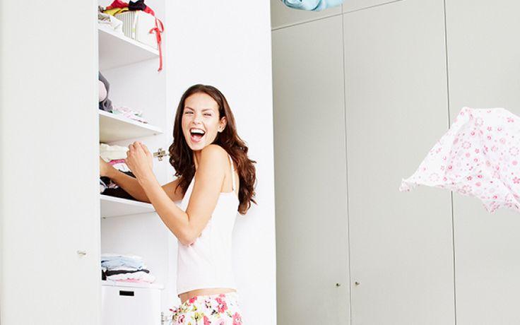 15 tips om je kleerkast uit te mesten (Flair.be)