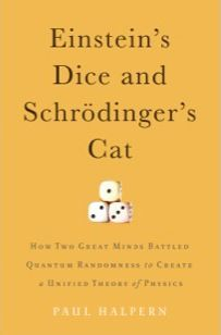 From personal feuds to fruitless quests to overhaul quantum theory, Einstein and Schrödinger fought hard to maintain their fame, argues a new book. Click to read the New Scientist review of Einstein's Dice and Schrödinger's Cat: How two great minds battled quantum randomness to create a unified theory of physics by Paul Halpern