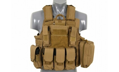 Chaleco Combat Vest (68euros) www.airsoftstore.es/ www.facebook.com/airsoftstore #MOLLE #SCOUT #VEST #RRV #PLATECARRIER #CHALECO #TACTICO