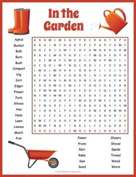 126 best images about puzzlers on pinterest early for Gardening tools used in planting crossword clue