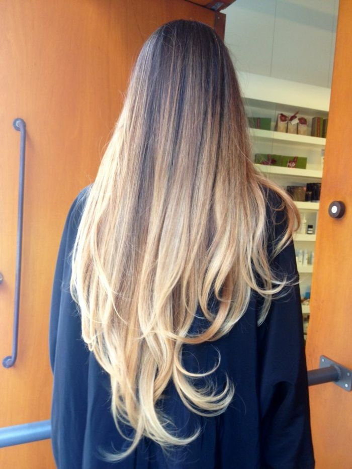 1001 Ideas Sobre Mechas Californianas Y Mechas Balayage