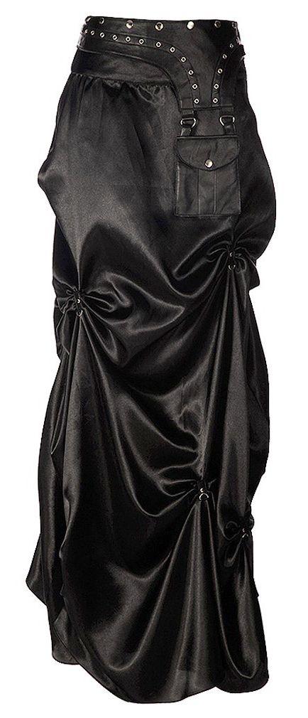 The Violet Vixen - The Knights Watch Black Skirt, $113.00 (http://thevioletvixen.com/clothing/the-knights-watch-black-skirt/)