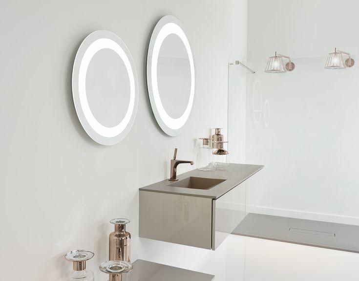 Detremmerie badkamermeubelen No Limit met oneindig veel mogelijkheden. Stel nu je droombadkamer samen met de configurator #wastafel #onderkast #spiegelkast #spiegel #badkamer