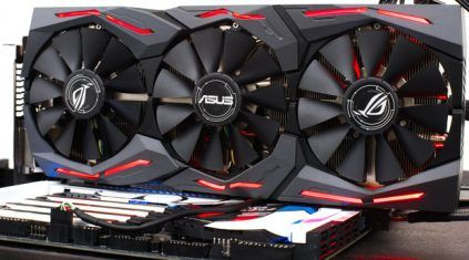 Black Friday : 631€ la ASUS GTX 1080 STRIX (Config-Gamer)
