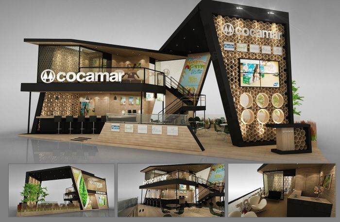 Exhibition Design by Diego Gugelmin at Coroflot.com:
