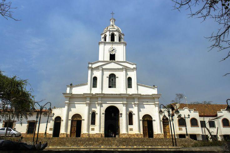 Bella iglesia colonial en Los Santos, cuna de los Guanes Los Santos by Yesid Carvajal on 500px
