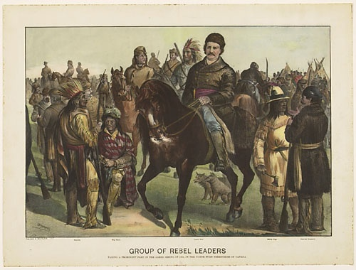 metis uprising Why were the metis angry with the hbc for selling rupert's land a because   what happened to the riel after the red river rebellion a.