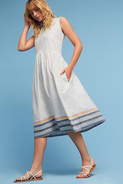Kopal Neela Midi Dress