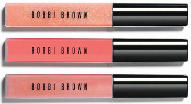 Bobbi Brown Nectar Nude Lip Gloss Spring 2014