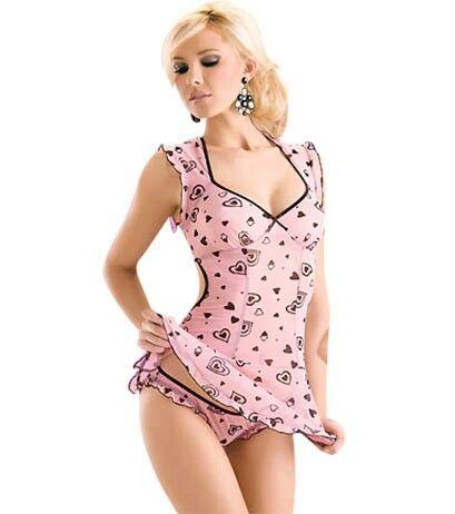Babydoll rosado $13.990
