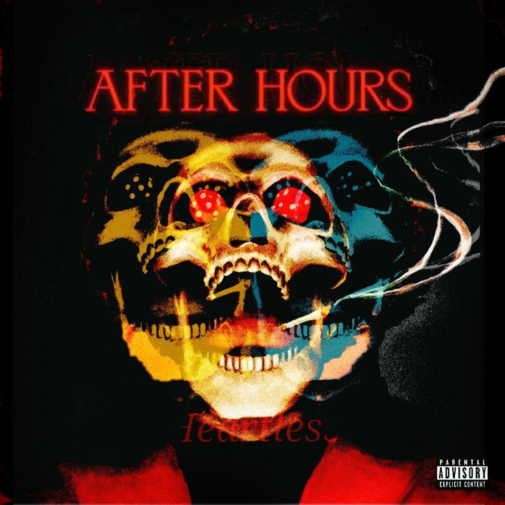 The Weeknd After Hours en 2020 Artistas, Vinilo, Musica