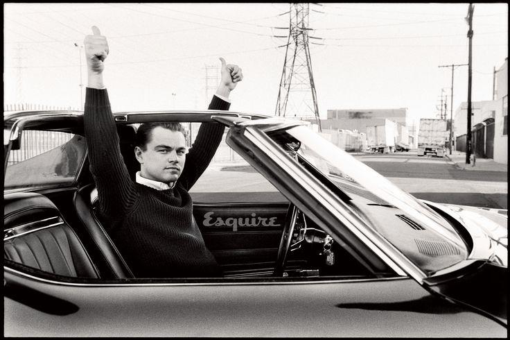 An Afternoon With Leonardo DiCaprio  - Esquire.com
