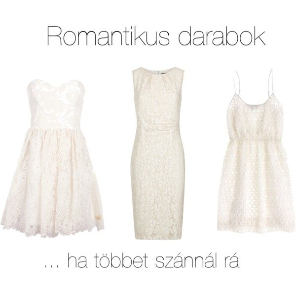 """romantikus"" by marta-bognar on Polyvore"