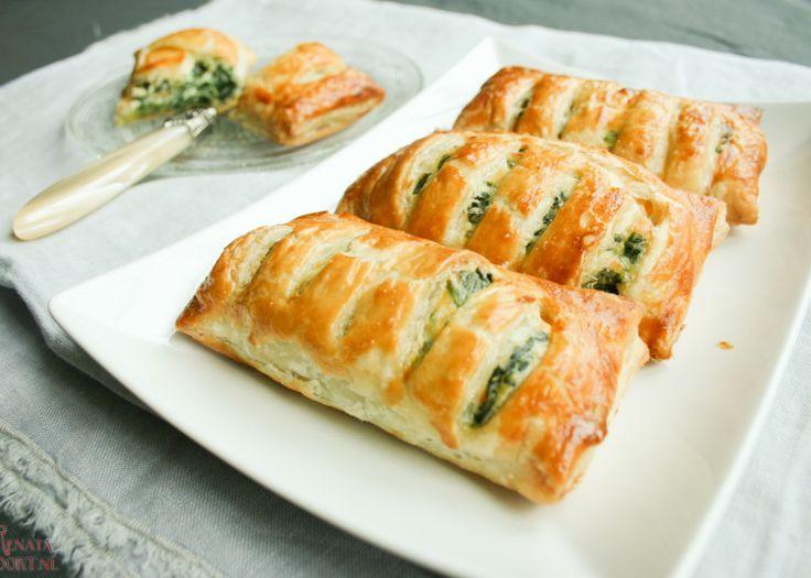 Ricotta-spinazie broodjes | Renata Kookt
