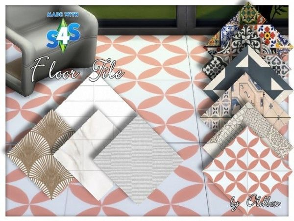 Floor Tile For Kitchen By Oldbox1310 The Sims 4 Download Simsdomination With Images Sims 4 Sims 4 Kitchen Sims