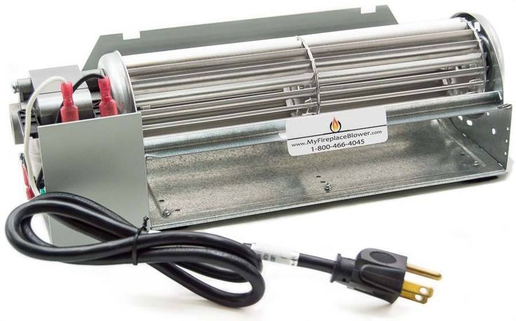 FBK-100 Blower Kit | Lennox Fireplaces | Fireplace Blower Fan