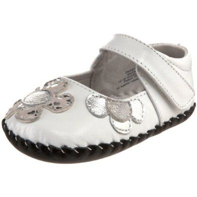 pediped Originals Abigail Mary Jane (Infant) pediped. $28.35. Endorsed by researchers affiliated with Harvard Medical School. Slip-resistant sole. leather. APMA recommended. Leather linings. XS = 0-6 Months, S = 6-12 Months, M = 12-18 Months, L = 18-24 Months. Leather sole