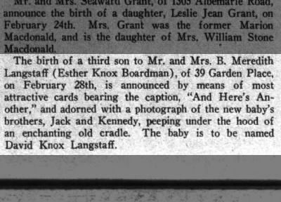182 best My Genealogy images – Harrisburg Hospital Birth Announcements