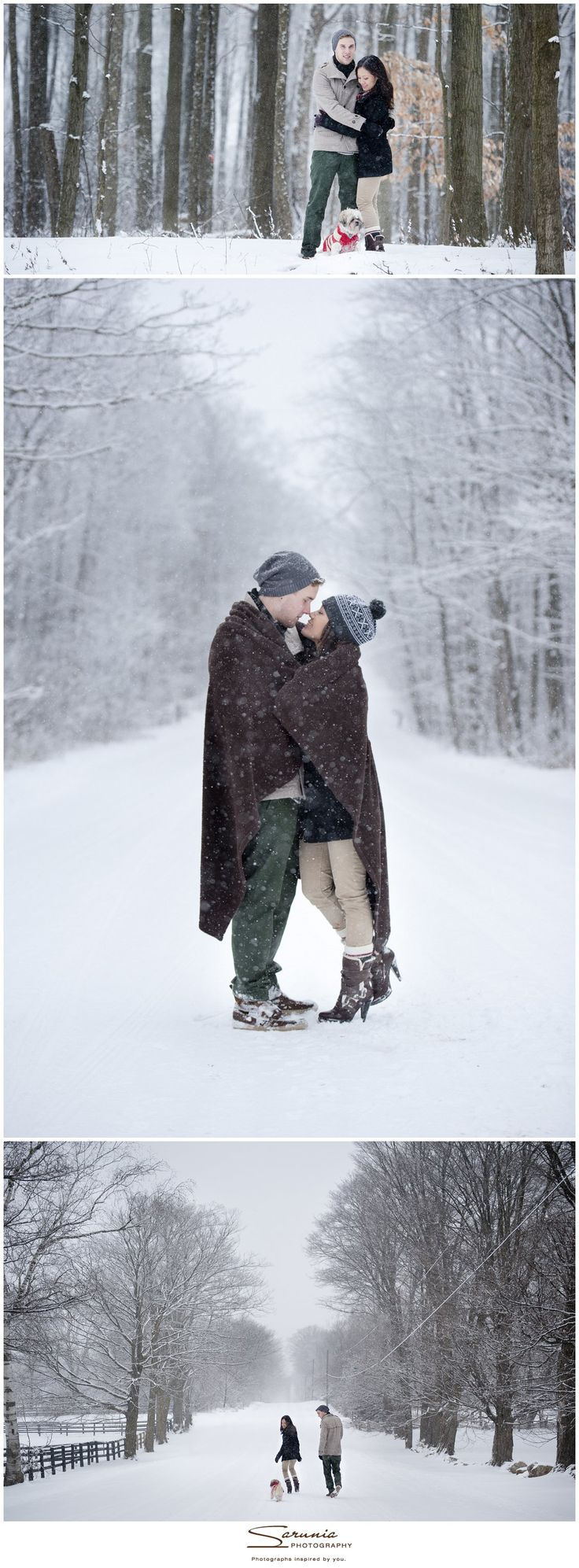 romantic winter wonderland engagement shoot! - Sarunia Photography http://plombiers-paris-75.com/plombier-thiais-94230.html