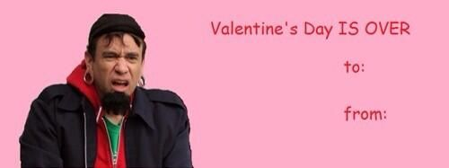 Valentines Day Is OVER PORTLANDIA Valentines Day