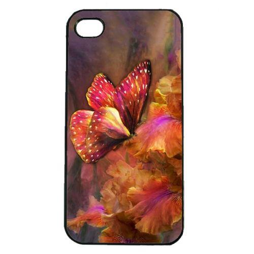 Csodaszép Pillangó - Apple Iphone 4 4s tok