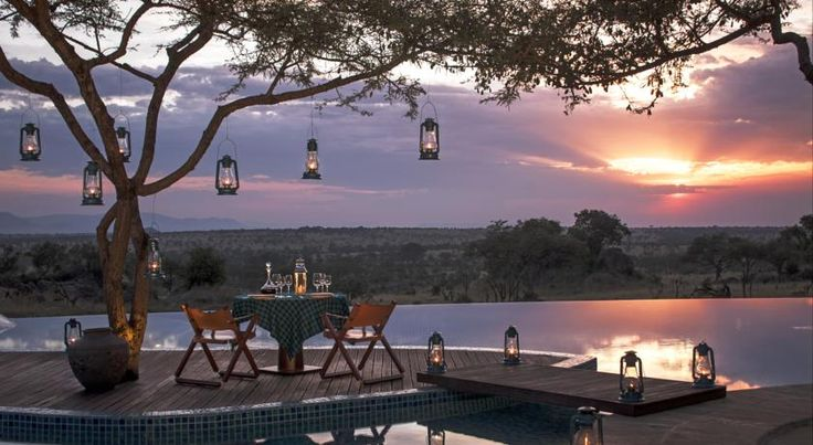 Four Seasons Safari Lodge Serengeti, Tanzanie