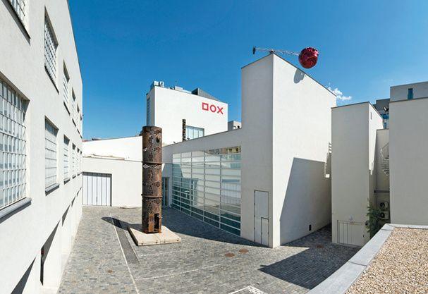 DOX (Centre for Contemporary Art) // Poupětova 1, 170 00 Praha 7