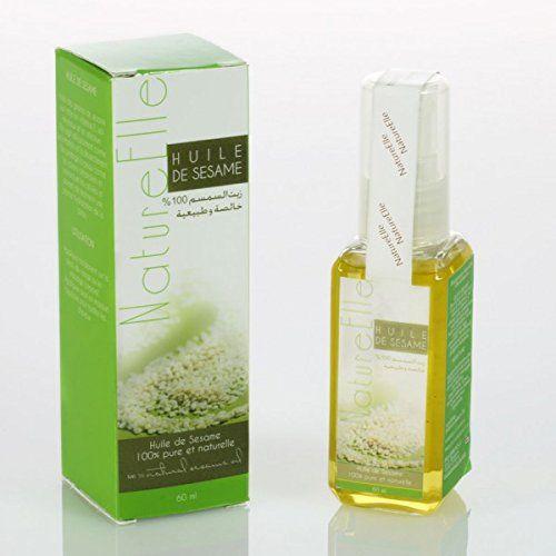 NatureElle Sesame Oil 100% Pure and Natural - 60 ml Souss Argane http://www.amazon.co.uk/dp/B00P9QZW44/ref=cm_sw_r_pi_dp_-fNwvb1TN7TSE