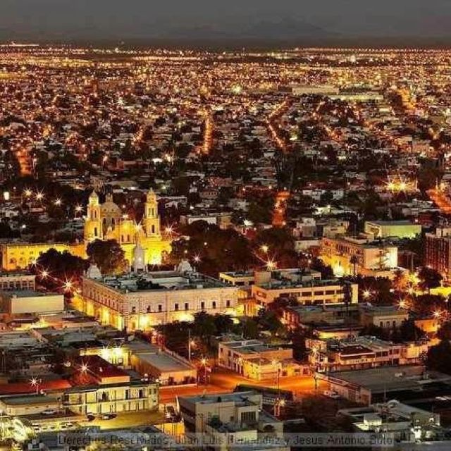 My hometown - Hermosillo, Sonora, Mexico If you never been, I recommend.  Gorgeous city. Capital city of the state of Sonora.