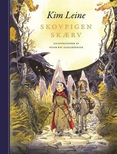 9 stars out of 10 for Skovpigen Skærv by KIm Leine #boganmeldelse #bookreview #bookstagram #booknerd #bookworm #books #bookish #booklove #bookeater #bogsnak Read more reviews at http://www.bookeater.dk