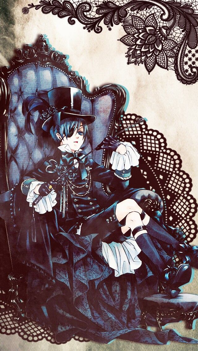 Ciel Phantomhive | Black Butler