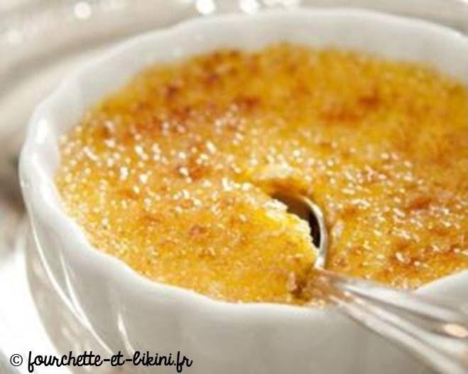 Une crème brûlée au lait de soja ? Miam ! :) => http://ow.ly/jjc430902uW