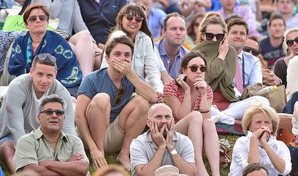 Agony and ecstasy! Fans rage and delight on Twitter as Wimbledon Sunday tickets go on sale
