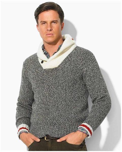 Стильные мужские свитера джемпера бренды