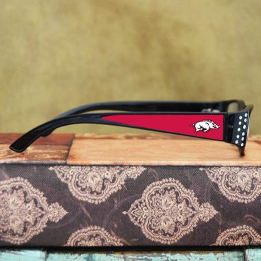 Arkansas Razorbacks Reading Glasses
