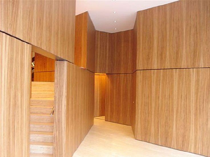 Revêtement de sol/mur en placage de bois pour intérieur PARKLEX INTERNI