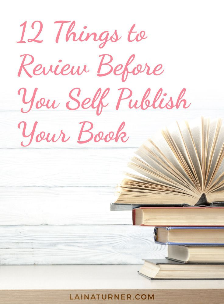 12 Steps to Take Before Self Publishing http://www.lainaturner.com/12-steps-take-self-publish/?utm_campaign=coschedule&utm_source=pinterest&utm_medium=Laina%20Turner&utm_content=12%20Steps%20to%20Take%20Before%20Self%20Publishing #writing #author