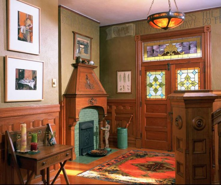 Victorian Home Interior Design: Victorian Homes... Love Em