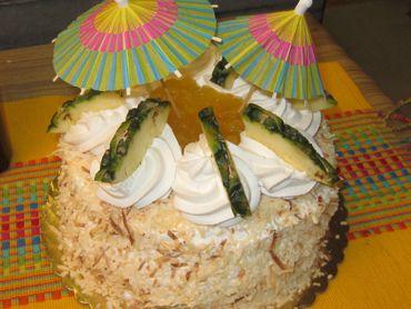 Hawaiian Carrot Cake With Coconut Icing Recipe