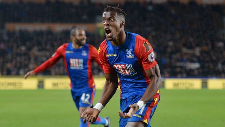 Wilfried Zaha and Eric Bailly in Ivory Coast African Nations Cup squad