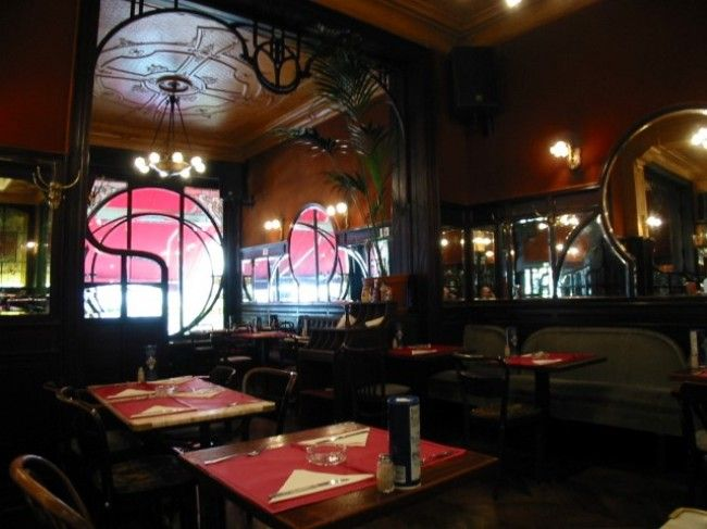 "Café-Restaurant""Le Falstaff""Bruxelles,Belgium.Construction:E. Houbion,1903. Кафе-ресторан «Фальстаф» Брюссель Бельгия. Строительство: Э. Хубион, 1903. 咖啡厅,餐厅""福斯塔夫""布鲁塞尔 比利时。结构:E.Houbion,1903。"